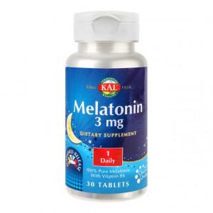 Melatonin 3 mg - 30 cpr
