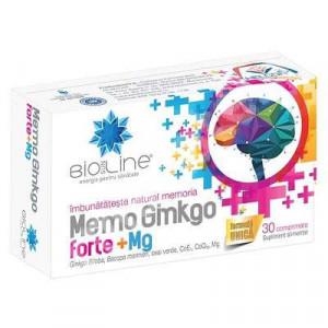 Memo Ginkgo Forte - 30 cps