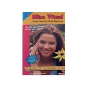 Miss Vitaal - 30 cps