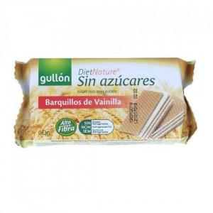 Napolitane cu vanilie fara zahar - 60 g