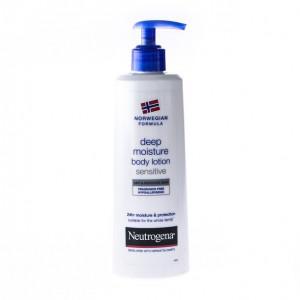 Neutrogena Lotiune hidratanta piele sensibila - 250 ml
