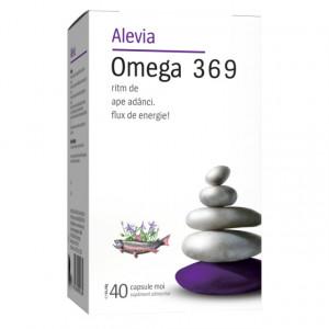 Omega 3 6 9 - 40 cpr
