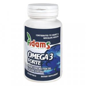 Omega 3 Forte - 30 cps