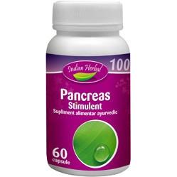 Pancreas Stimulent - 60 cps