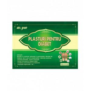 Plasturi pentru diabet - 16 buc