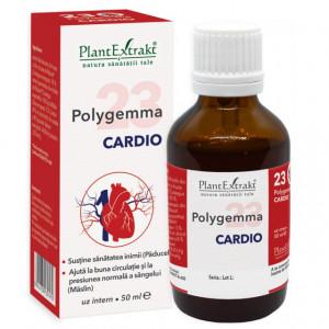Polygemma - Cardio (nr. 23) - 50 ml