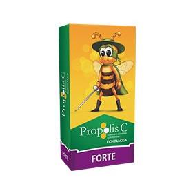 Propolis C + Echinacea Forte - 20 cpr