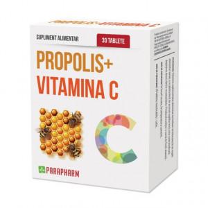 Propolis + Vitamina C - 30 tbl