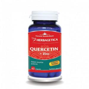 Quercetin + Zinc - 60 cps