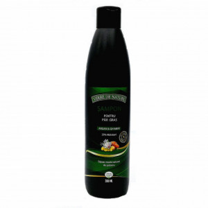 Sampon pentru par gras (argan & ghimbir) - 300 ml