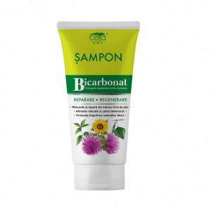 Sampon regenerare si protectie cu bicarbonat - 200 ml