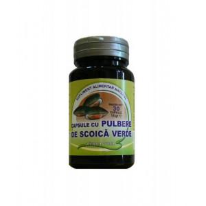 Scoica verde - 30 cps Herbavit