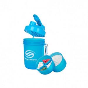 Shaker SmartShake original albastru 600 ml