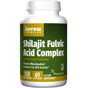 Shilajit Fulvic Acid Complex 250mg - 60 cps