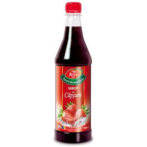 Sirop Aromfruct Capsuni si Struguri - 700 ml Fares
