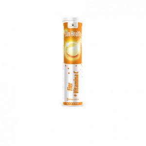 Sun Health Fier+Vitamina C - 20 cpr efervescente