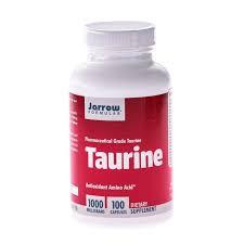Taurine 1000mg - 100 cps