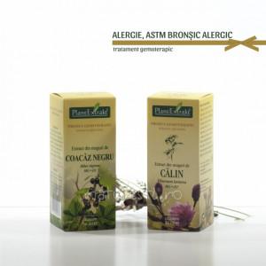 Tratament naturist - Alergie / Astm bronsic alergic (pachet)