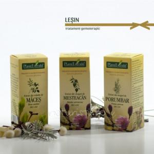 Tratament naturist - Lesin (pachet)