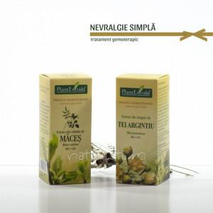 Tratament naturist - Nevralgie simpla (pachet)