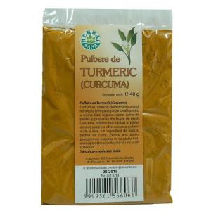 Turmeric pulbere - 40 g Herbavit