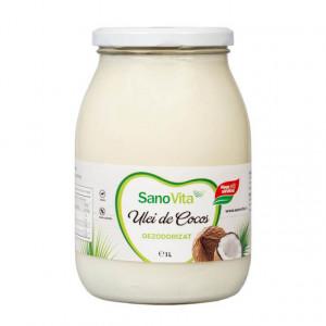 Ulei de cocos dezodorizant - 1 L
