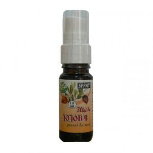 Ulei de jojoba presat la rece spray - 10 ml
