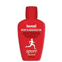Ulei de masaj Hemel Sport Body & Massage Oil 200 ml