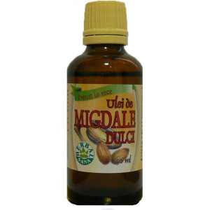 Ulei de Migdale dulci presat la rece - 50 ml