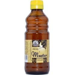 Ulei de mustar presat la rece - 250 ml Herbavit