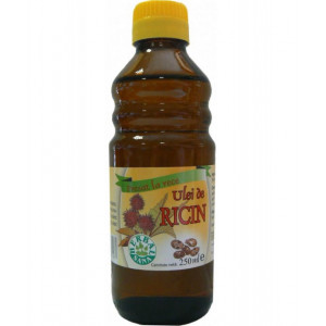 Ulei de ricin - 250 ml