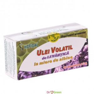 Ulei volatil de Levantica in miere - 30 monodoze