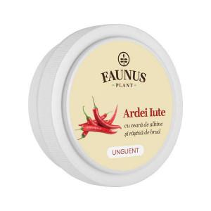 Unguent Ardei Iute - 20 ml