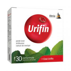 Urifin - 30 cpr + Urifin - 20 dz gratis