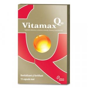 Vitamax Q10 - 15 capsule moi
