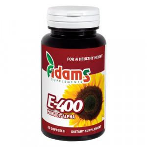 Vitamina E-400 (sintetica) - 30 cps