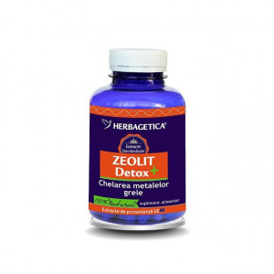 Zeolit Detox+ 120 cps