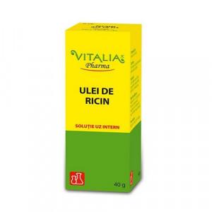 Ulei de ricin 40 g Vitalia