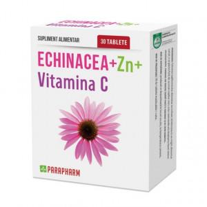 Echinacea + Zinc + Vitamina C 30cps