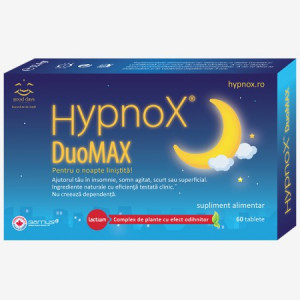 Hypnox DuoMAX Barnys - 60 cps