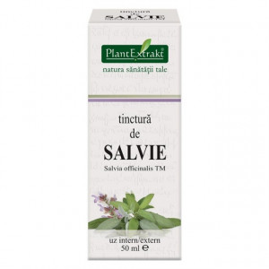 Tinctura de Salvie 50 ml (SALVIA OFF)