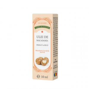 Ulei de macadamia 10 ml