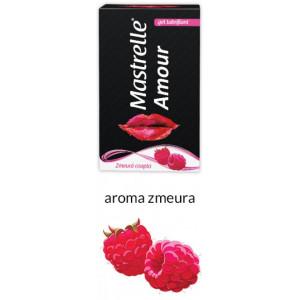 Mastrelle Amour Zmeura - Gel Lubrifiant - 50 g