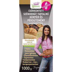 Amestec faina pentru paine si patiserii fara gluten - 1000 g Szafi Reform