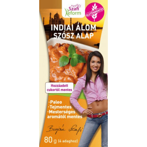 Baza pentru sos indian - 80 g Szafi Reform
