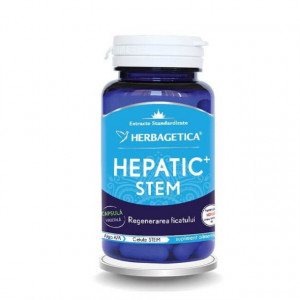 Hepatic Stem 60 cps