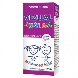 Advanced Kids sirop Vizual Junior - 125 ml