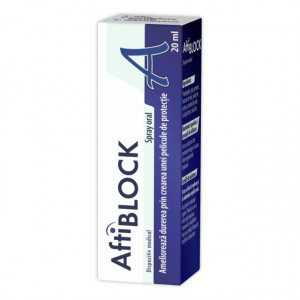 AftiBlock Spray - 20 ml