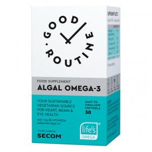 Algal Omega-3 - 30 cps