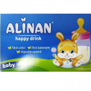 Alinan Happy Drink - 12 dz